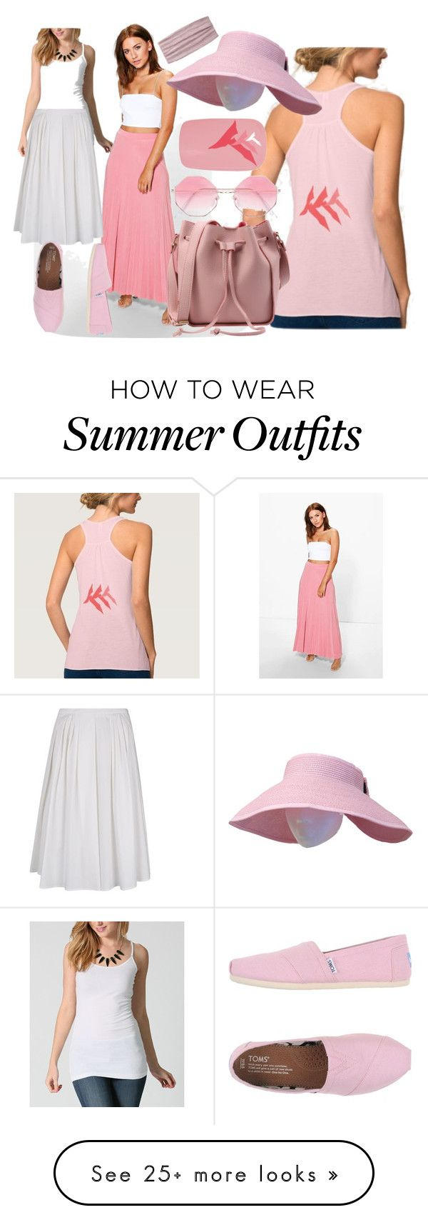"""""""Women's Pink Truth Transcends Translation Semi Casual Summer Outfit&qu..."""