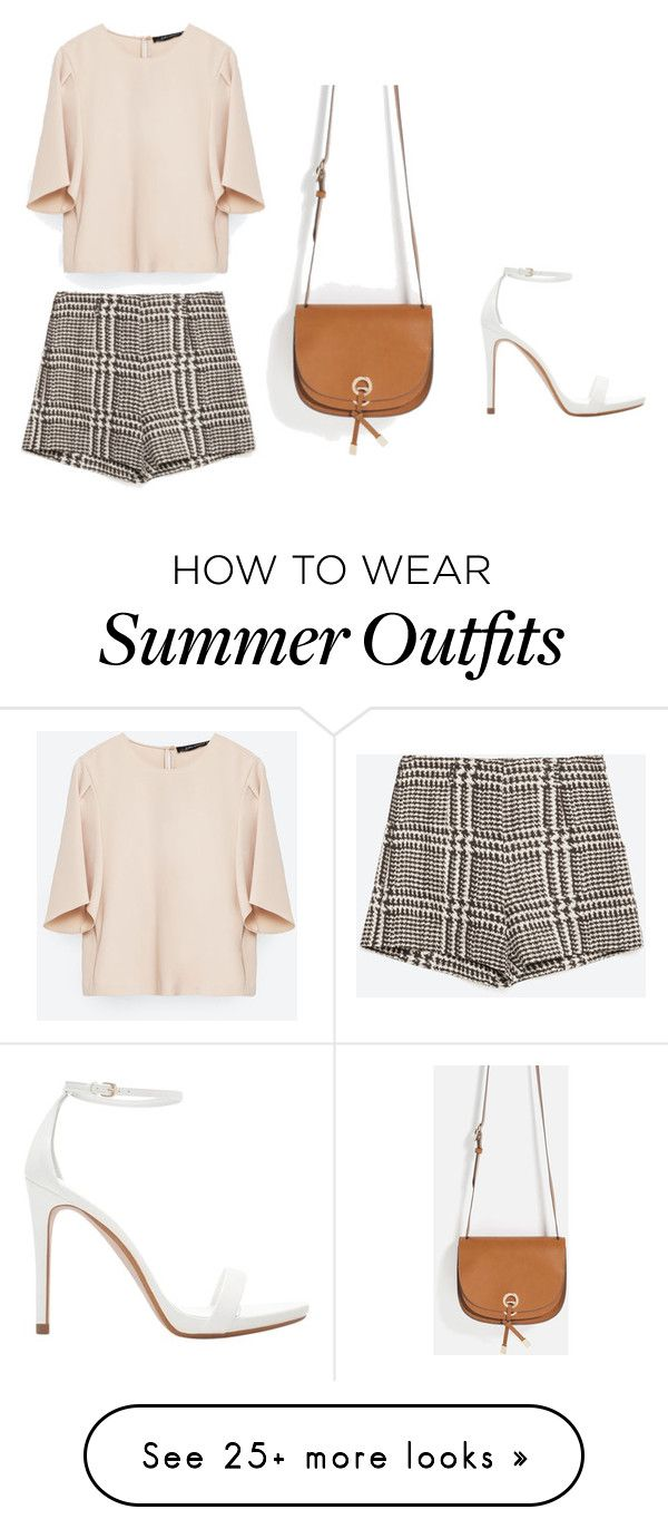 """Zara outfit"" by sara-stylee on Polyvore featuring Zara, outfit, Night..."