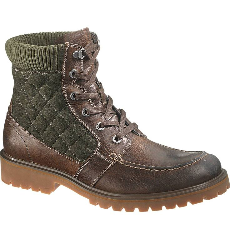 Birch - Wolverine Felt & Leather Boot - Men's - Vintage Boots - W00314 | Wol...