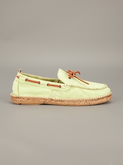Collection Priveé Leather Loafer in Green for Men.