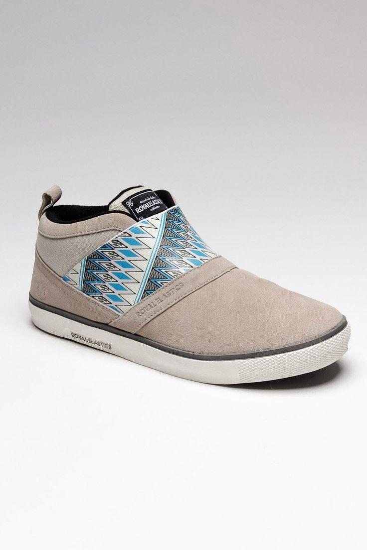 Comfortable slip-on men's shoes....