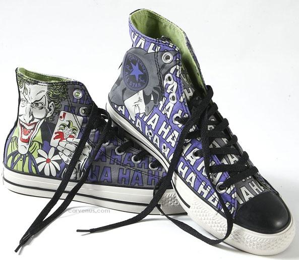 Converse Joker Vs Batman