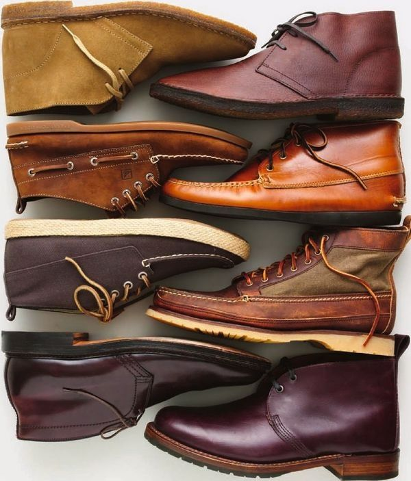 Desert Ho!   Desert Boots, Shoes
