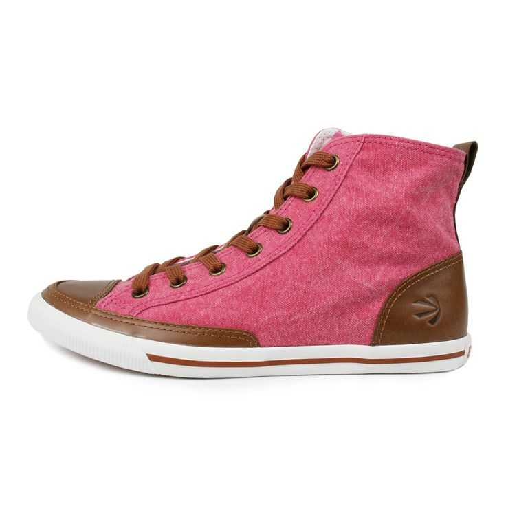 Fab.com | High Top Vintage Women's Red