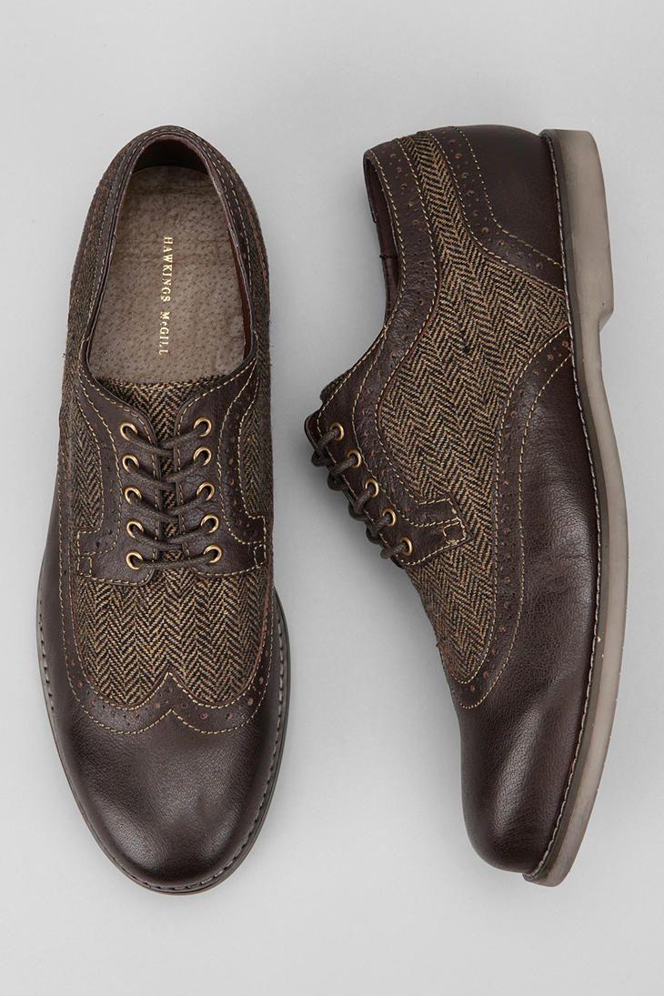 for the truly dapper gentleman  /  Hawkings McGill Westport Derby Shoe