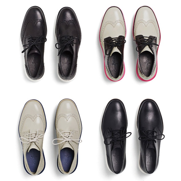 Fragment Design LunarGrands  - Three new colorways and two new leather treatment...