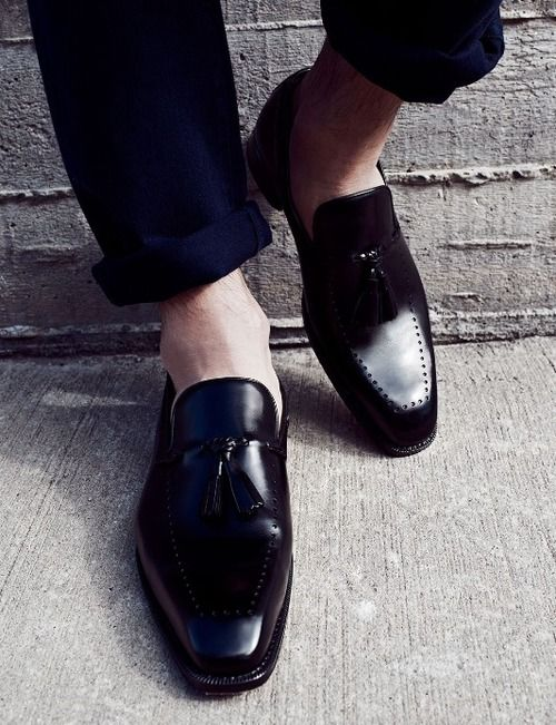 Gorgeous tasselled loafers