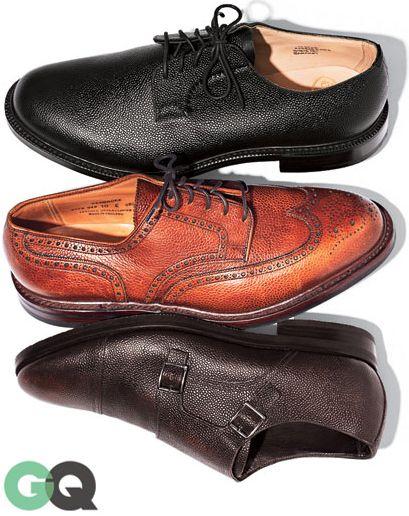 grain shoes