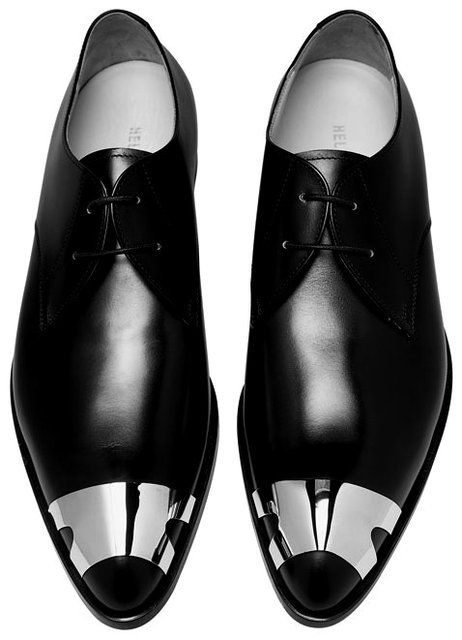 Helmut Lang Mirror Tip Shoes...