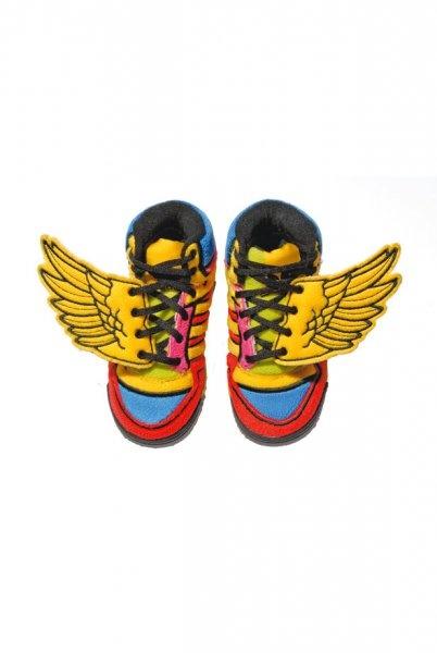 Les baskets Jeremy Scott pour Adidas