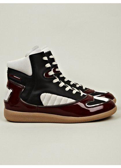 Maison Martin Margiela 22 Men's High Top Sneaker