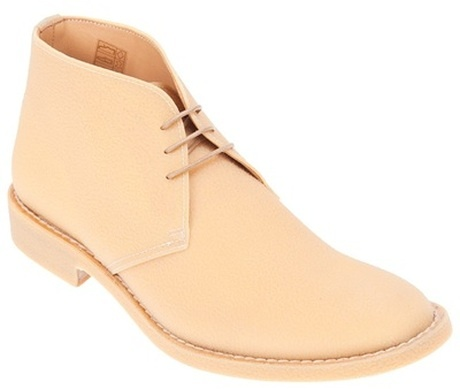 Maison Martin Margiela Desert Boot in Beige for Men (desert) - Lyst