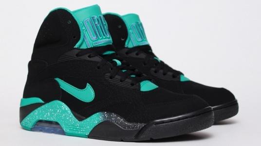 Nike Air Force 180 Mid - Black