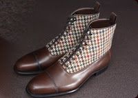 Otsuka M-5 Brown Balmoral Boot...