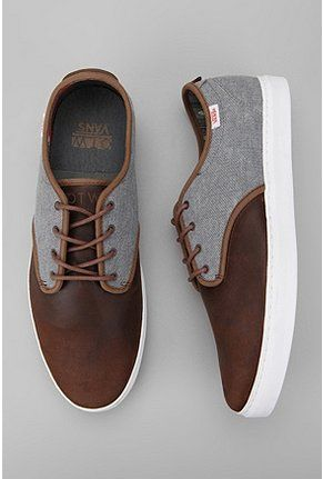 OTW BY Vans Ludlow Sneaker via Svpply  #vans #shoes