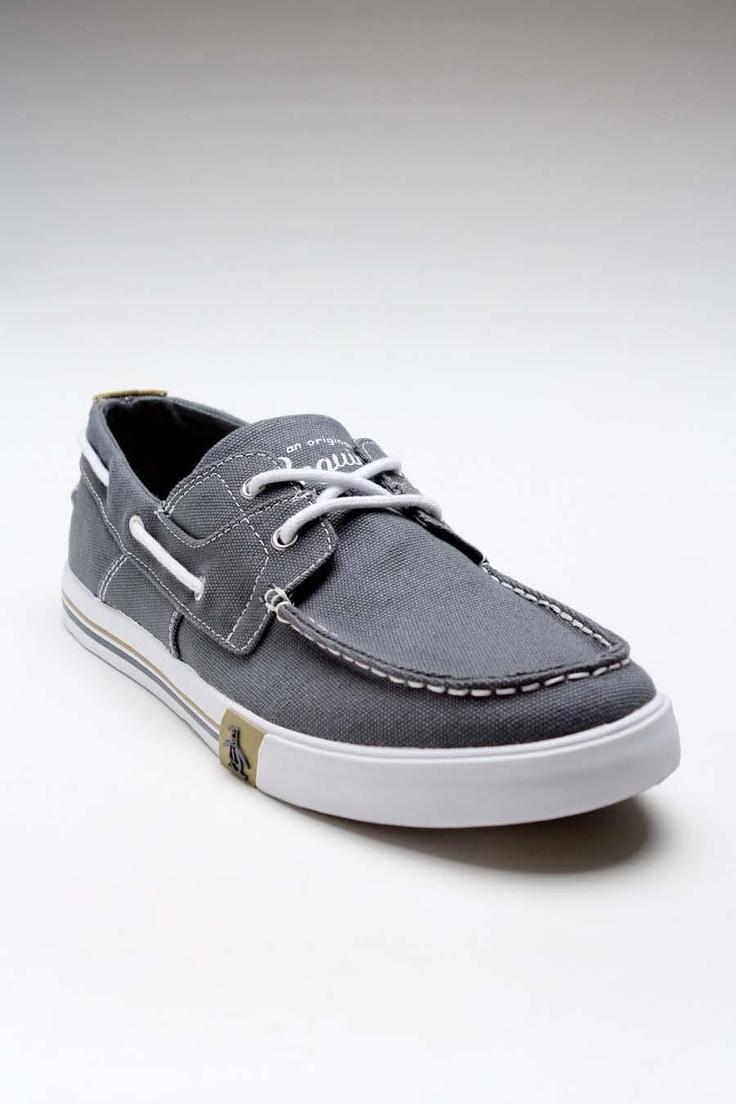Brown Boat Shoes Mens Penguin
