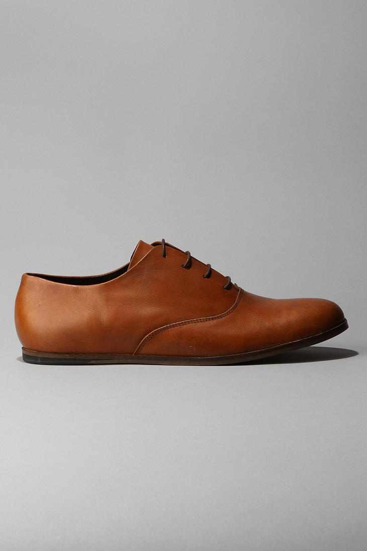 Urban Outfitters Leather Derby Shoe