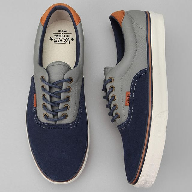 Vans Era 59 Blocked Suede Sneaker...