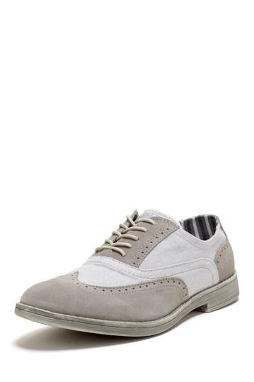 Wingtip Shoes.