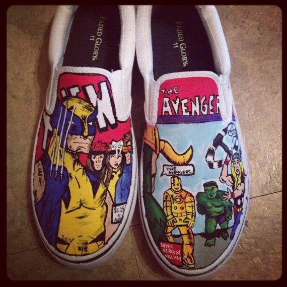 Xmen vs. Avengers!...