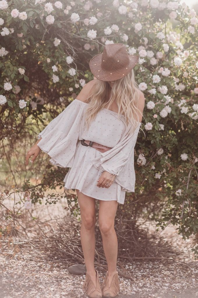 Country festival outfit - it's summertime, which means you're probably tryin...
