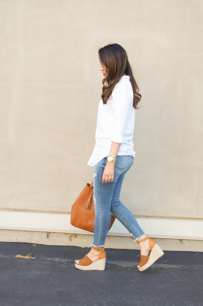 Cutoffs and Wedges | Lovely Gold Things