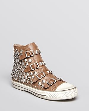 Ash High Top Sneakers