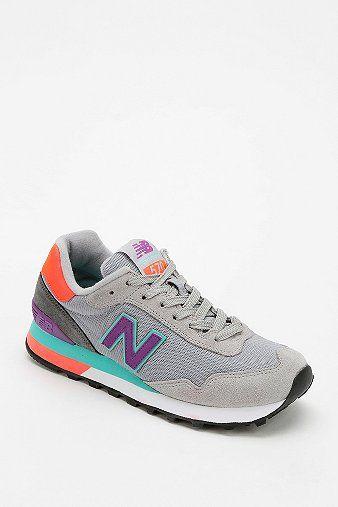 New Balance 515 Colorblock Running Sneaker