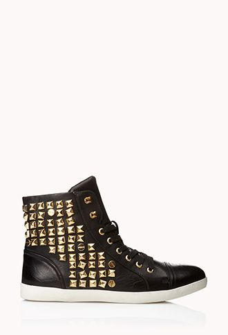 Rock 'n' Roll High-Tops | FOREVER21