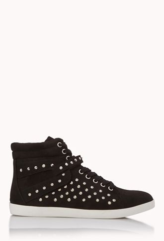 Rock'n'Roll High-Tops | FOREVER21