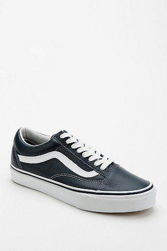 Vans Old School Leather Women's Sneaker...