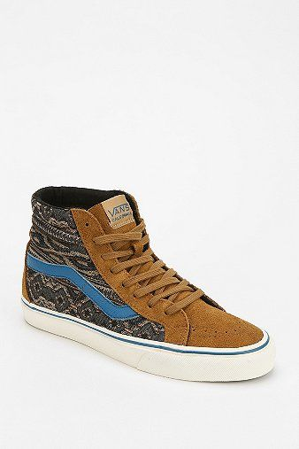 Vans Sk8-Hi Geo-Print Women's High-Top Sneaker