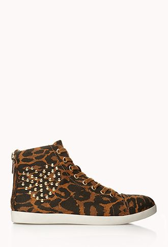 Wild Thing High-Tops | FOREVER21 -