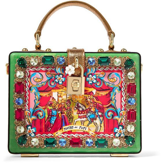 Dolce & Gabbana Clutch Collection & more details...