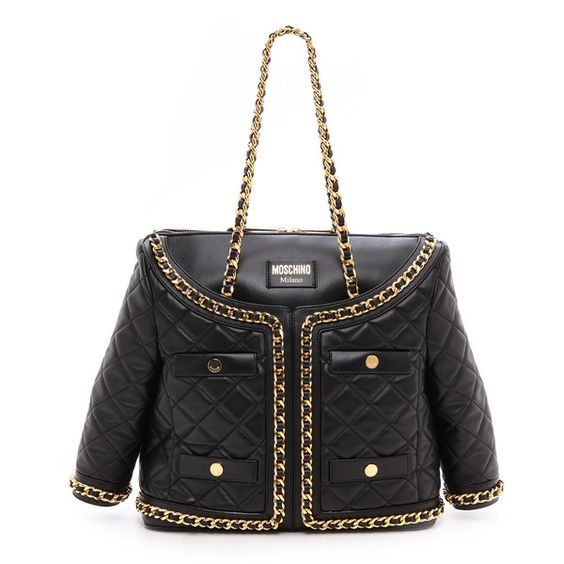 Moschino Handbags Collection & more Luxury brands You Can Buy Online Right N...
