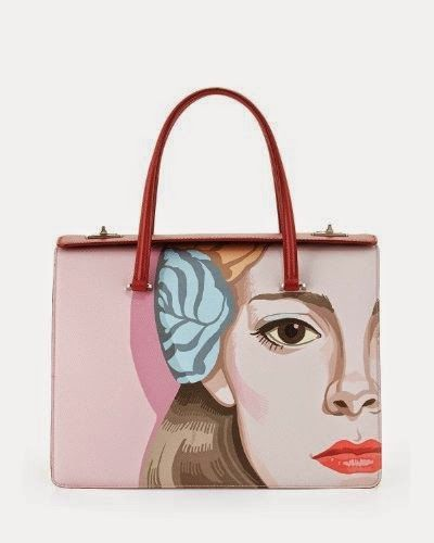 Prada Handbags collection & more luxury detail...