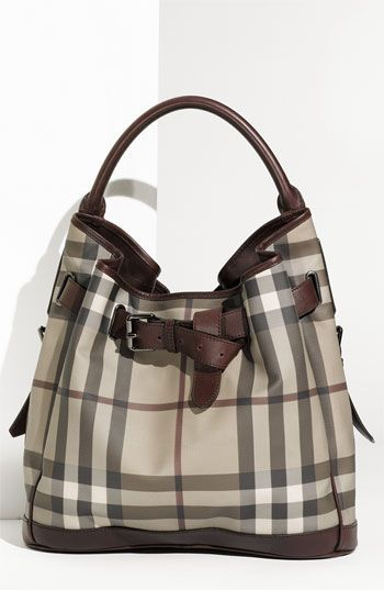 Burberry Handbags Collection & More Luxury Details...