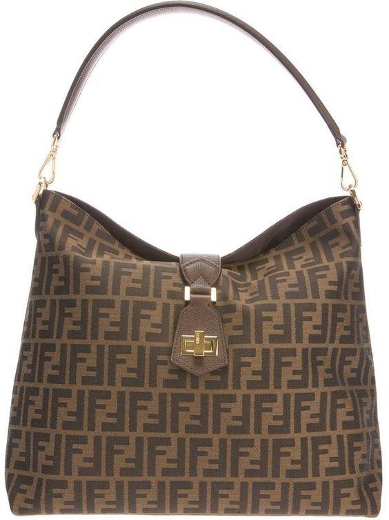Fendi Handbags Collection & more luxury details...