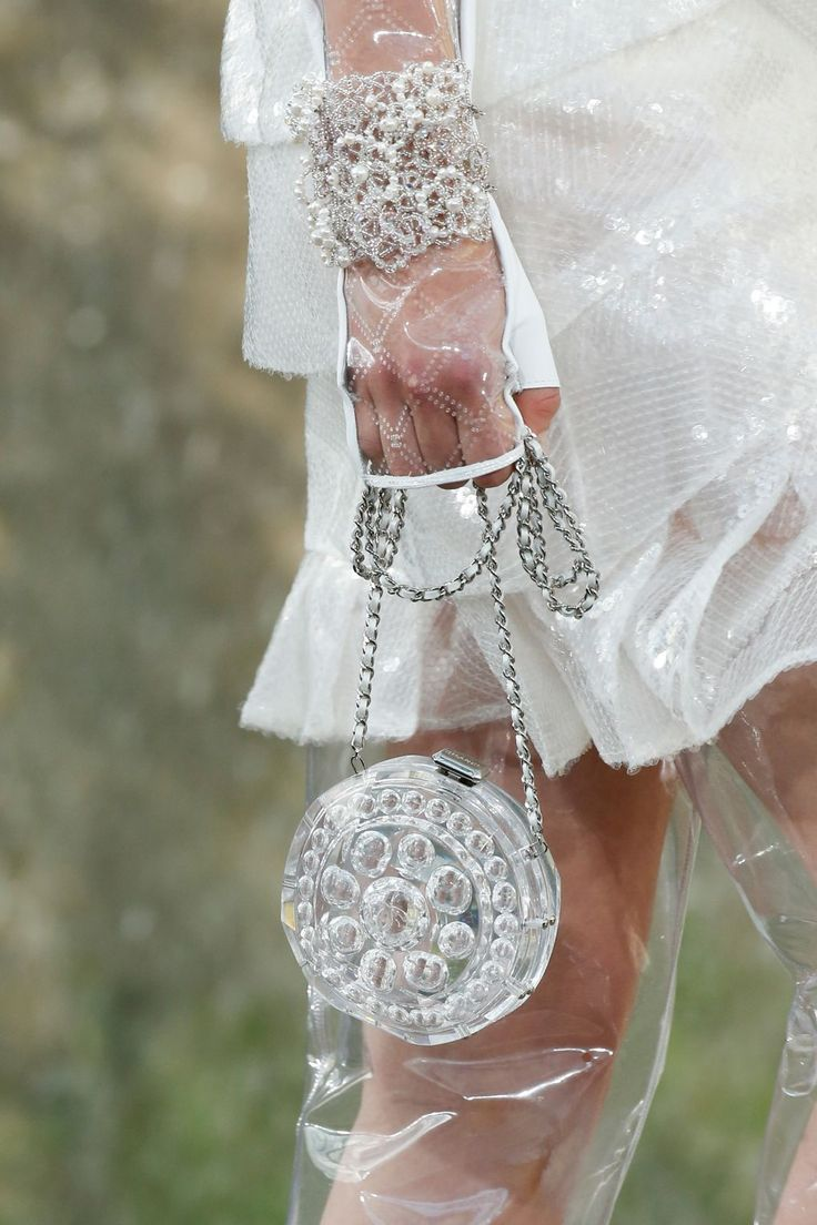 Chanel Spring 2018 Ready-to-wear Fashion Details