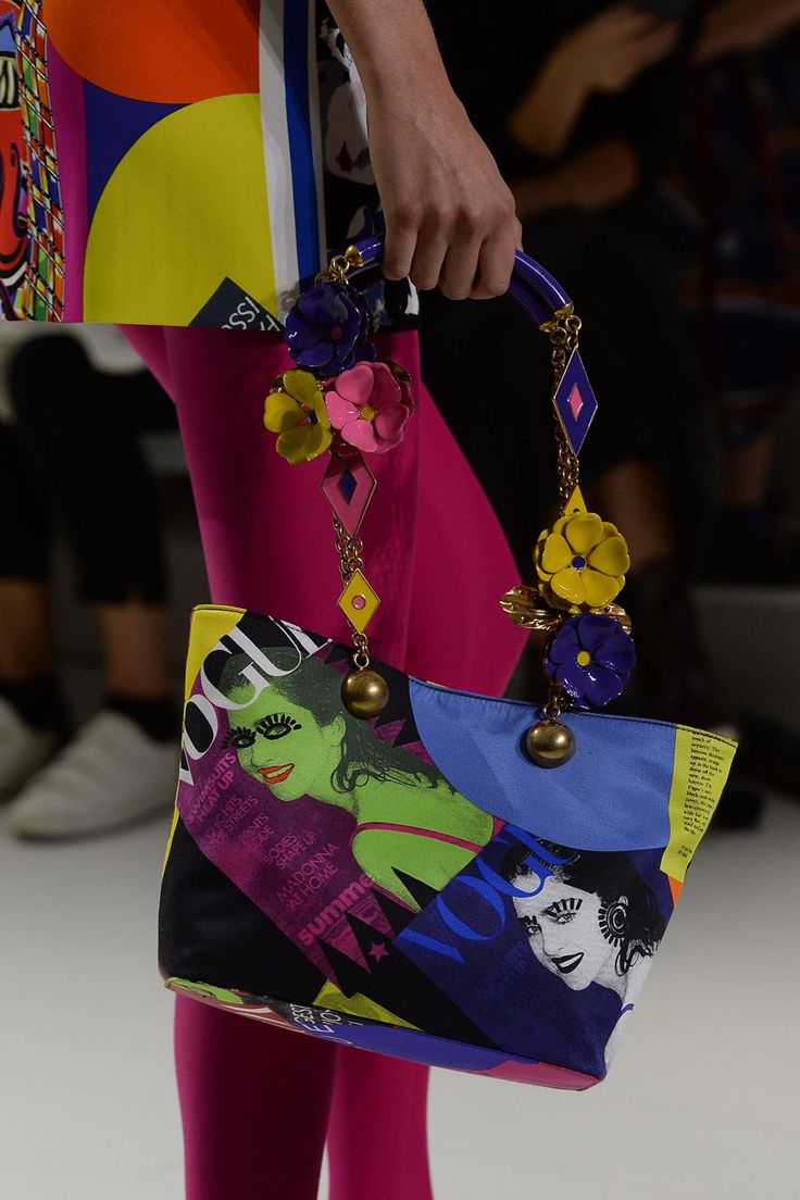 Versace Spring 2018 Ready-to-wear Fashion Details