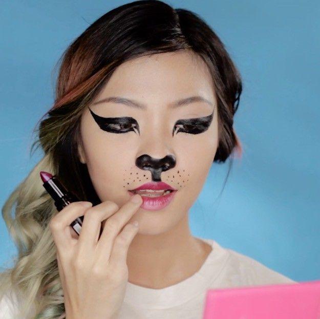 Makeup Tutorials Amp Makeup Tips Snapchat Lion Filter