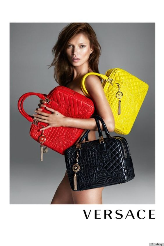 Versace Bags Collection & More Details...