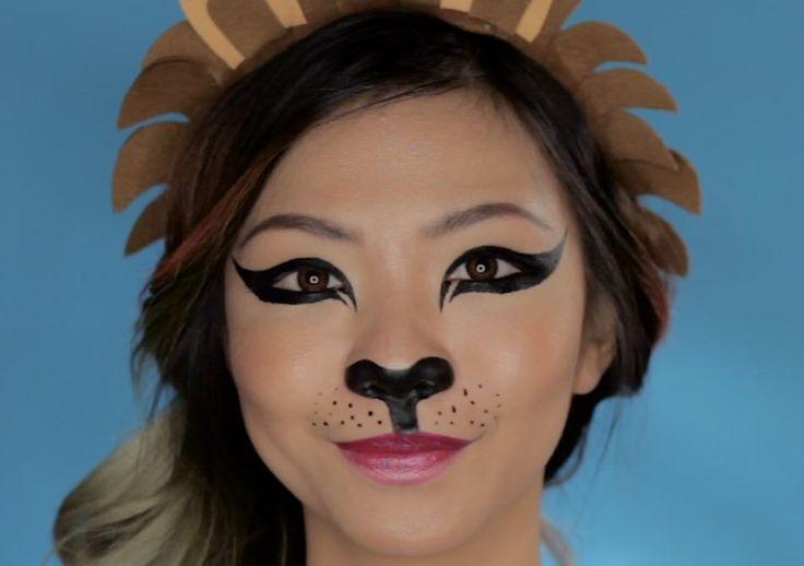 Makeup Tutorials & Makeup Tips : Snapchat Lion Filter ...