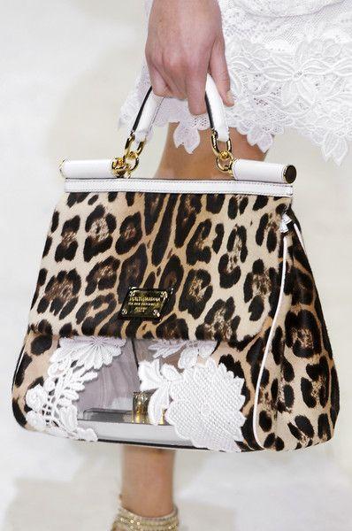 Dolce & Gabbana Fashion Show details...