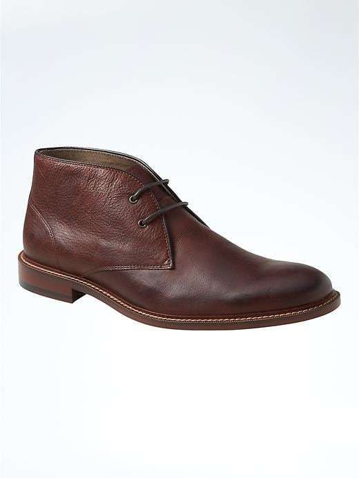 Norman Leather Chukka Boot...