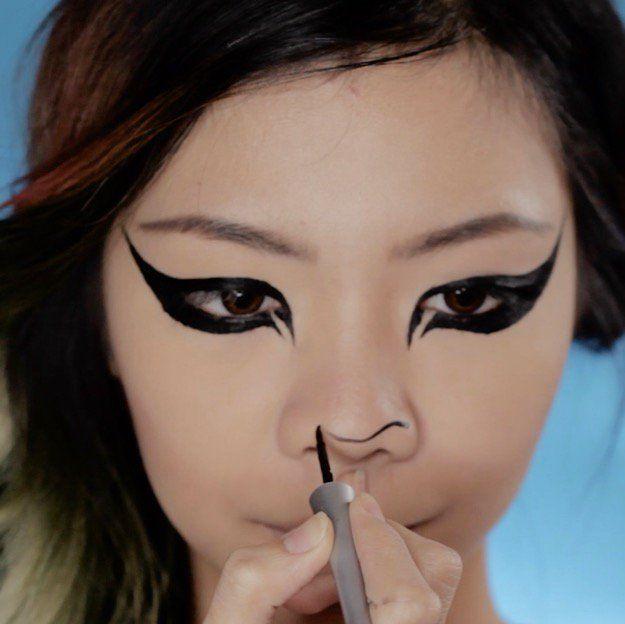 Makeup tips snapchat