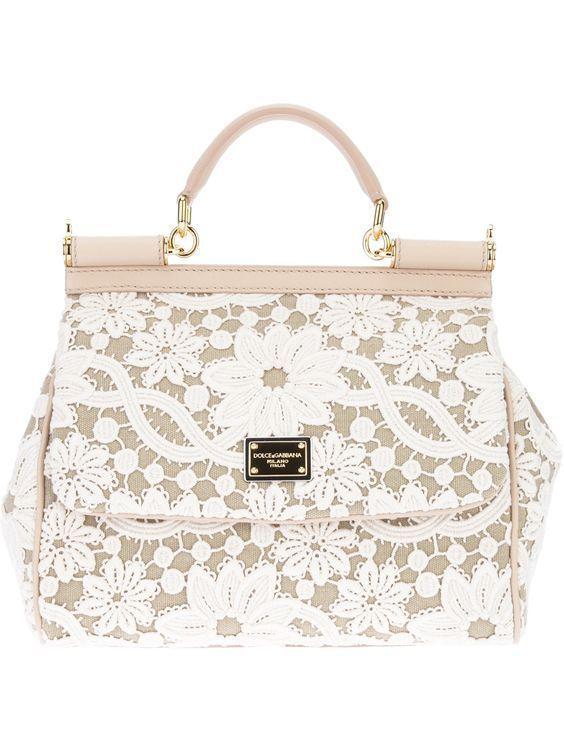 Dolce & Gabbana Handbags Collection...
