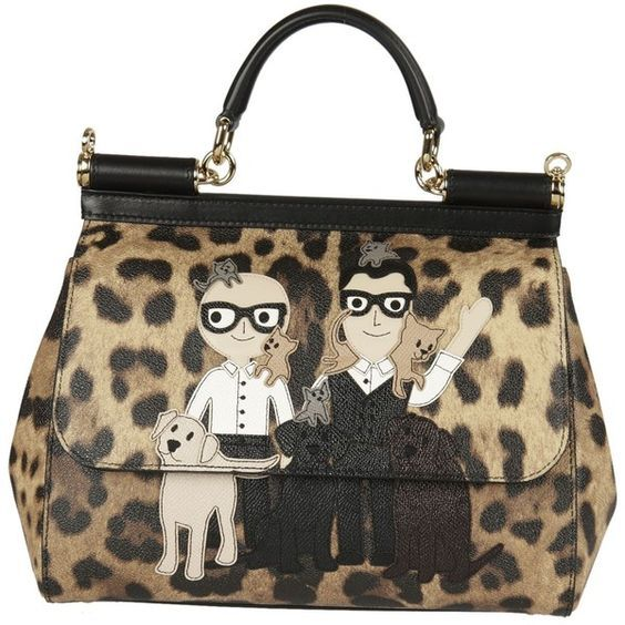 Dolce & Gabbana Luxury Bags Collection & More Details...