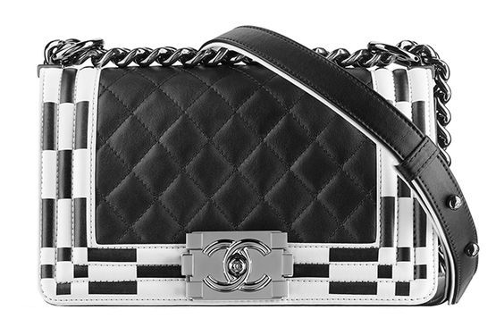 Chanel Handbags Collection...