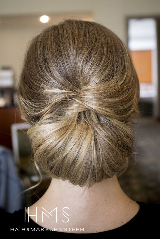 Wedding Hairstyle: Hair & Makeup by Steph...